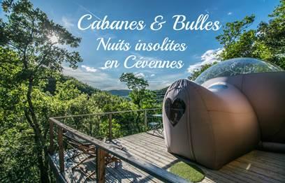 Cabanes & Bulles