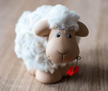 Atelier : mon mouton, ma boule