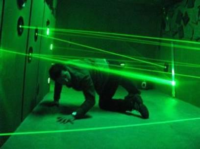 Ceven Laser Game