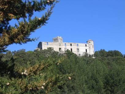 Tout Près D'anduze, Le Château De Tornac