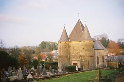 Eglise de Servion