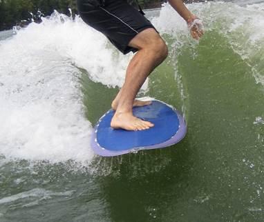 Surf à Beaumont de Lomagne