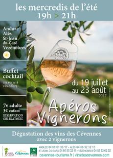 Apéros Vignerons -Anduze