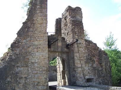 Château de Montcornet en Ardenne