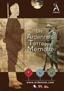 67 - CHARLEVILLE-MEZIERES - Itinéraire 1914-1918