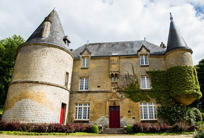 Château de Remilly les Pothées