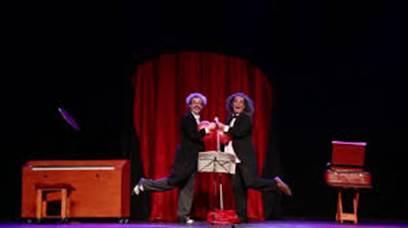 Cirque: The Crazy Mozarts