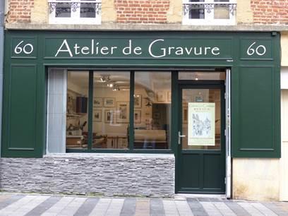Graveur Jean Claude Renaud