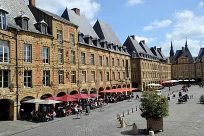 Office de Tourisme Charleville / Sedan en Ardenne