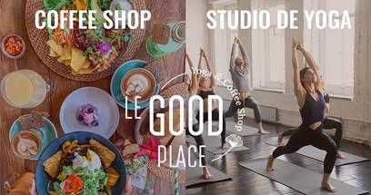 Le Good Place, Coffee Shop et Studio de Yoga