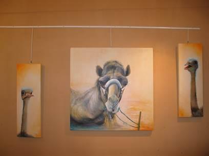 Artiste Peintre Isabelle Beaudeux