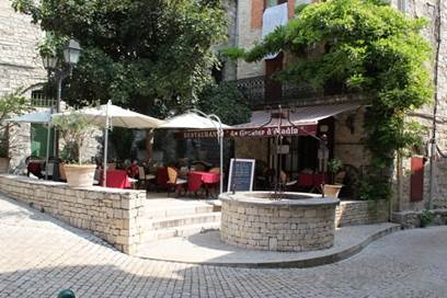 Restaurant Au Grenier d'Aladin