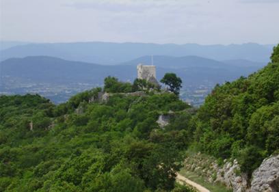 Château de Bouquet
