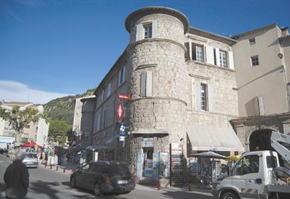 Château d'Anduze