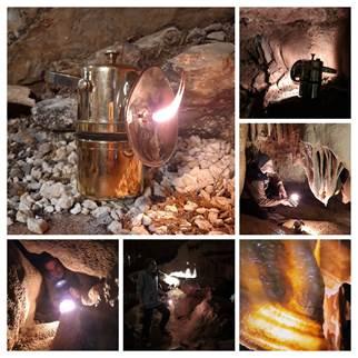 Grotte de Trabuc - La Double Visite - Rallumez la Flamme