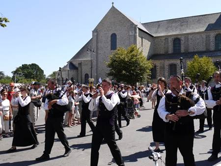Fête Celtique à Saint-Gildas-de-Rhuys