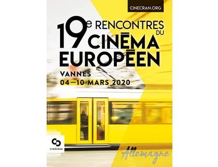 19èmes Rencontres du Cinéma Européen