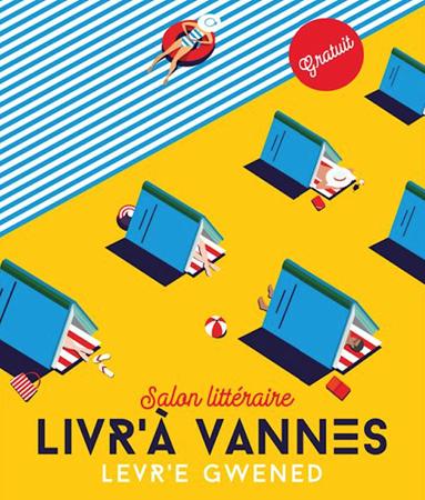 12ème Salon Littéraire Livr'à Vannes