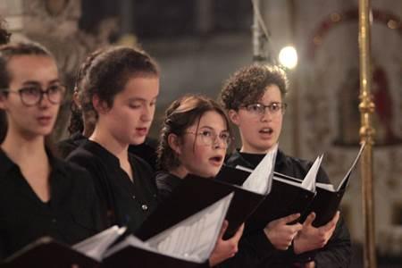 Concert de Noël : Maîtrise de Sainte Anne d'Auray