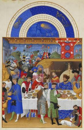 Les Princes des Lys : Splendeurs de la cour en France en 1400 par Pierre-Marie Sallé