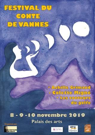 8ème Festival du Conte de Vannes - Les légendes de la Mort