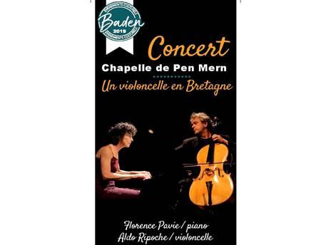 Un violoncelle en Bretagne
