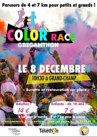 Color Race Gregamthon