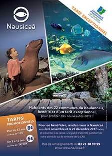 Nausicaà - Promo boulonnaise