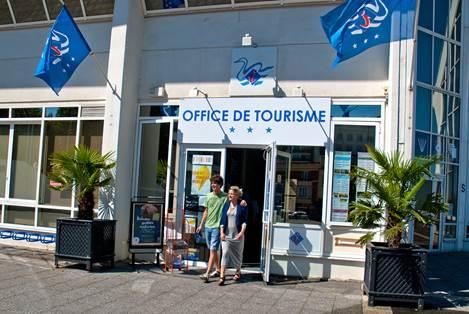 Office de tourisme Parvis de Nausicaà