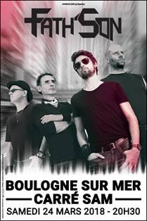 FATH'SON – LA REVELATION ROCK !