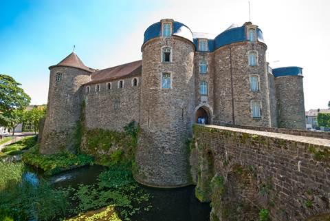 Le château comtal