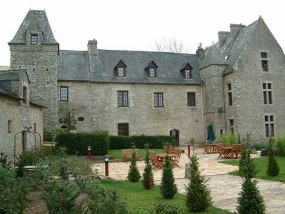Hôtel Domaine de l'Abbatiale