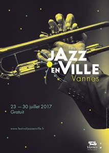 Festival Jazz en Ville - Vannes