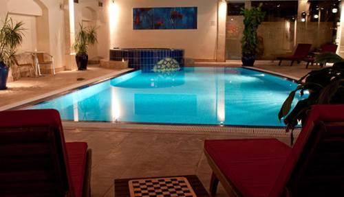 Hôtel Villa Mazarin piscine_2