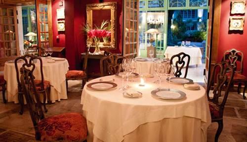 Hôtel Villa Mazarin restaurant2