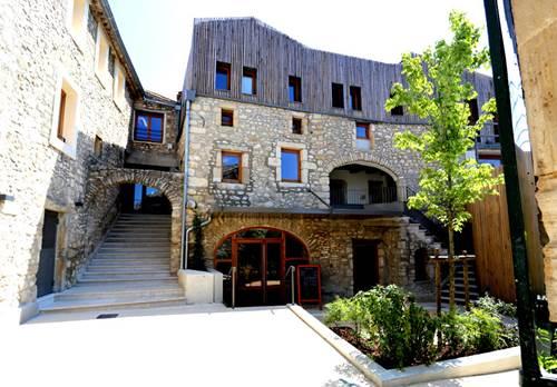 La maison du grand site des gorges du Gardon