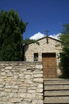GOUDARGUES - Chapelle