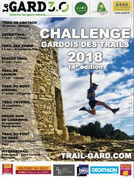 CHALLENGE GARDOIS TRAILS 2018