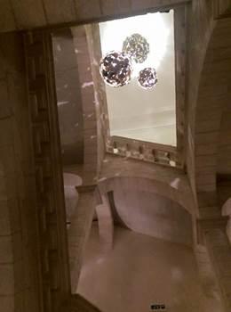 Escalier Maison d'Uzès