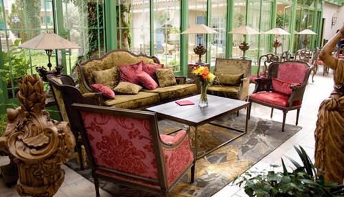 Hôtel Villa Mazarin salon