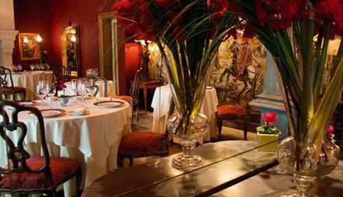 Hôtel Villa Mazarin restaurant5