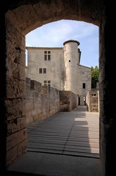 Remparts Porte cochère