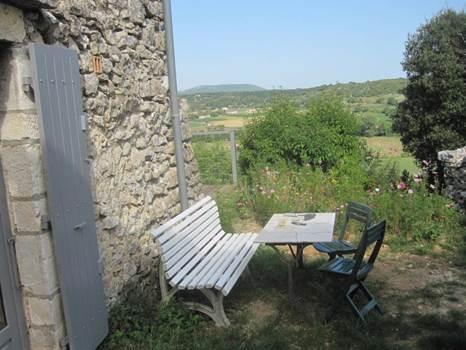 """Gîte """"La Rabissanne"""" – LUSSAN – location Gard"""