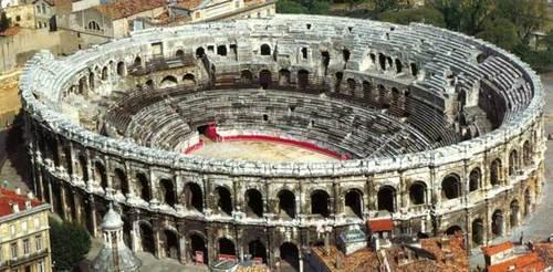 Nîmes Arènes