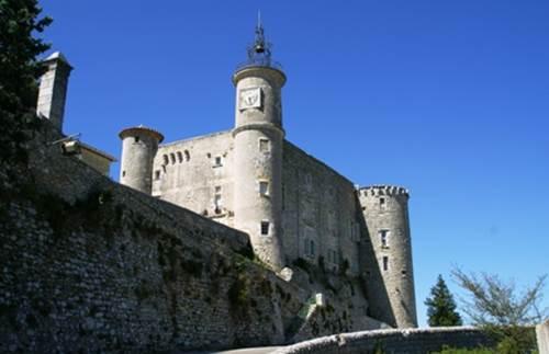 Château de Lussan