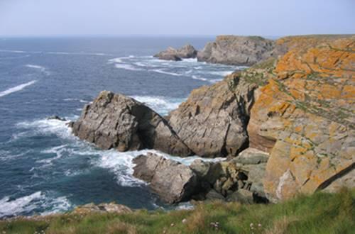 Réserve Naturelle Géologique de Groix - Morbihan Bretagne Sud © Réserve François Le Bail