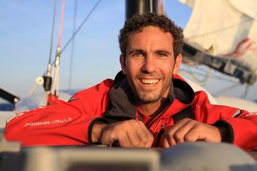 Tanguy De Lamotte - Navigateur - Portrait © Initiatives-Coeur 2014- Jean-Marie Liot