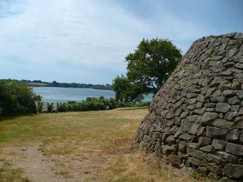 Cairn-Gavrinis-Morbihan-Bretagne-Sud ©