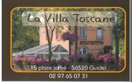 Restaurant-Villa-Toscane-Guidel-Lorient-Morbihan-Bretagne-Sud © La Villa Toscane