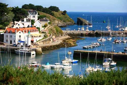 Belle Ile en Mer : Rallye